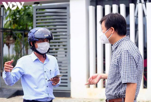Truy vết Covid-19 ở Đà Nẵng: Sự hy sinh không thể đong đếm - Ảnh 3.