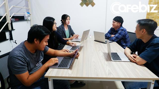 Bỏ việc Giám đốc vận hành Pizza 4P's để tự khởi nghiệp và giấc mơ lớn của người đàn ông Nhật muốn góp phần thay đổi ngành ẩm thực Việt Nam - Ảnh 2.