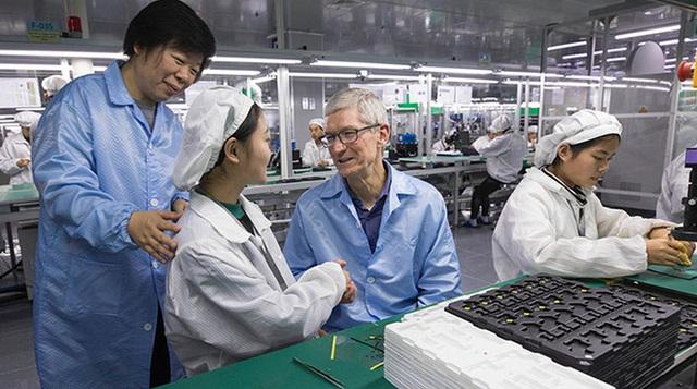 Nguồn tin quốc tế tiết lộ Apple đang tạm dừng kế hoạch sản xuất iPhone tại Việt Nam - Ảnh 1.