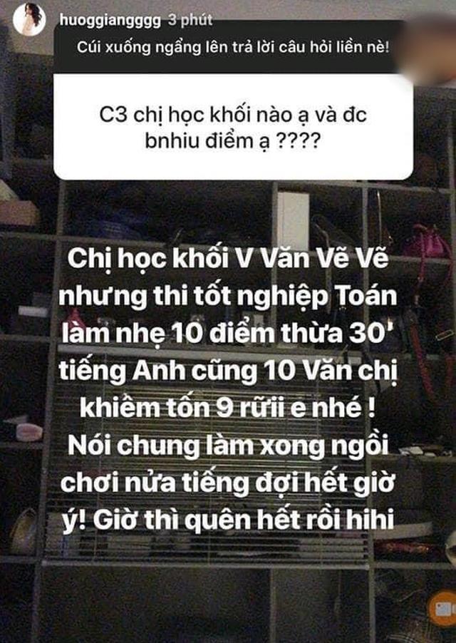 Điểm thi đại học, tốt nghiệp của dàn Hoa hậu Việt: Ai có cửa vượt bộ điểm thần thánh 10-10-9 của Hương Giang? - Ảnh 2.