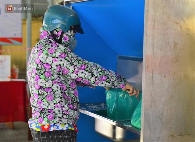 ATM gạo ứng dụng trí tuệ nhân tạo tại Đà Nẵng: Gọi điện hẹn trước 30 phút, nhận diện đúng người nghèo mới nhả gạo - Ảnh 16.