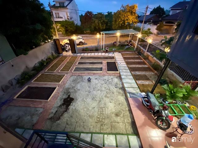 Con gái chi 500 triệu đồng xây nhà vườn container để bố về hưu thỏa mãn đam mê trồng rau ở Sài Gòn - Ảnh 2.