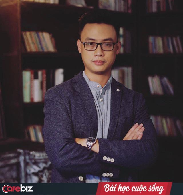 """CEO Saado: Từng có biệt danh là """"quản lý gọi cơm"""", không ngại làm việc vặt vì thái độ quan trọng hơn kiến thức - Ảnh 1."""