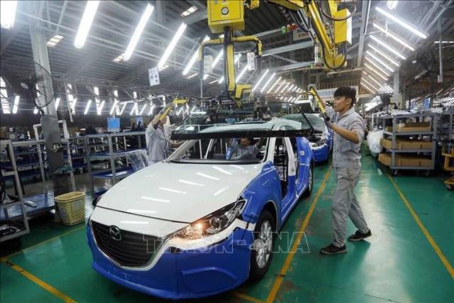 Xu hướng đầu tư và chuyển dịch lắp ráp xe ô tô trong nước  - Ảnh 1.