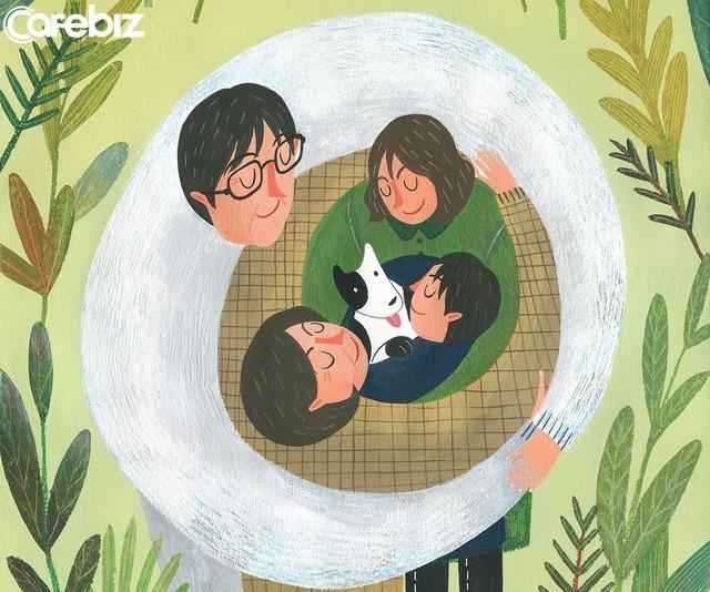Đều nói đàn ông là trụ cột gia đình không sai: 80% hạnh phúc trong gia đình quyết định bởi người chồng - Ảnh 1.