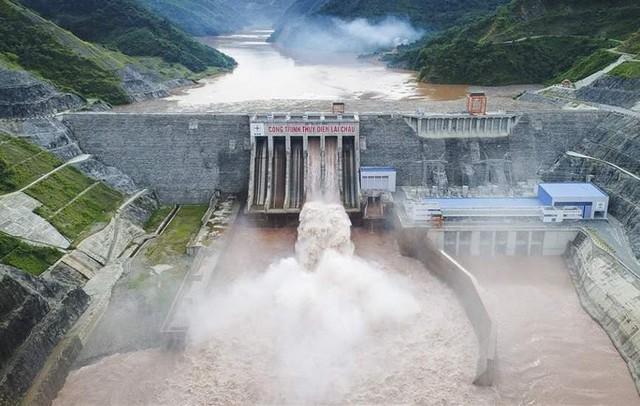 Trung Quốc thông báo nhà máy thuỷ điện xả lũ liên tục 8 tiếng xuống sông Hồng  - Ảnh 1.