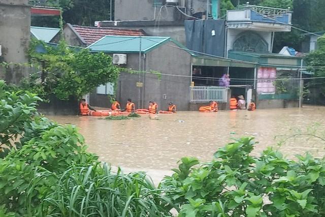 Trung Quốc thông báo nhà máy thuỷ điện xả lũ liên tục 8 tiếng xuống sông Hồng  - Ảnh 2.