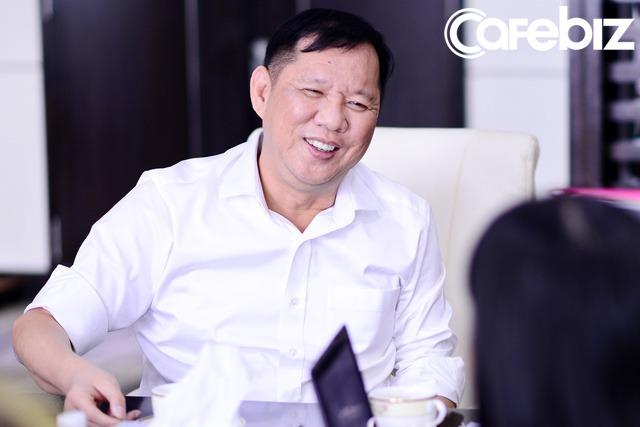 Ông Trần Lệ Nguyên chia sẻ nguyên nhân sâu xa khiến KIDO Group quay trở lại mảng bánh kẹo và lý do chào sân bằng mặt hàng bánh trung thu - Ảnh 1.