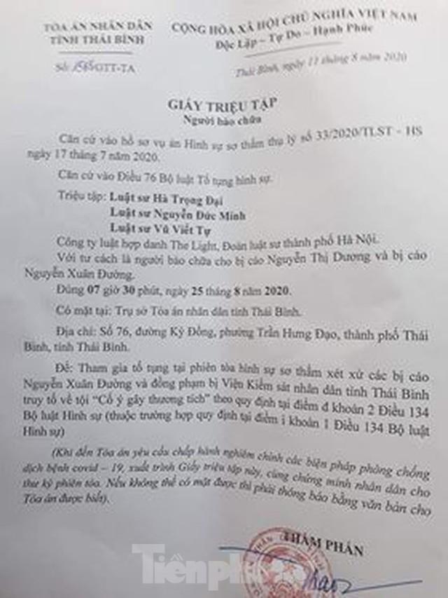 Ngày 25/8, vợ chồng Đường 'Nhuệ' hầu toà vì tội đánh người - Ảnh 1.