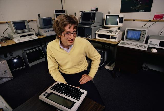 Mẹ Bill Gates đã giúp Microsoft có được thương vụ với IBM năm 1980 như thế nào? - Ảnh 1.