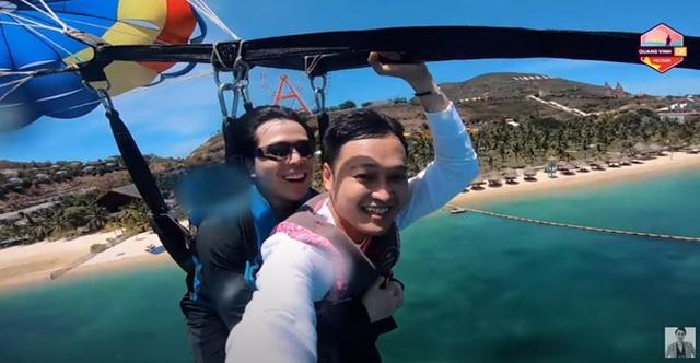 Xem clip du lịch của Quang Vinh mới biết thú vui của giới nhà giàu ở Việt Nam là như thế nào - Ảnh 2.