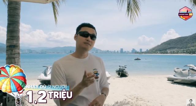 Xem clip du lịch của Quang Vinh mới biết thú vui của giới nhà giàu ở Việt Nam là như thế nào - Ảnh 6.