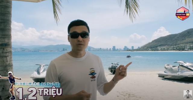 Xem clip du lịch của Quang Vinh mới biết thú vui của giới nhà giàu ở Việt Nam là như thế nào - Ảnh 7.