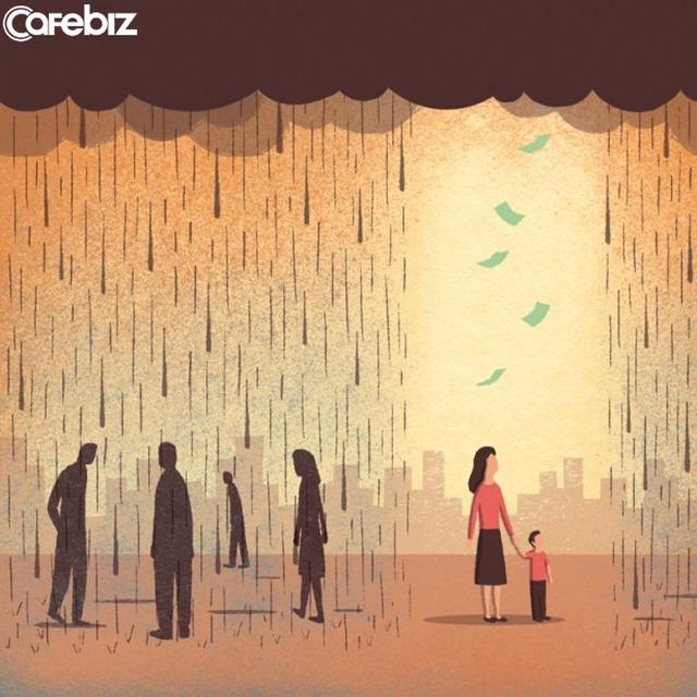 Người trẻ tại sao phải nỗ lực kiếm tiền? Không tiền = Mất bản lĩnh, mất quan hệ, mất đảm bảo cho tương lai - Ảnh 2.