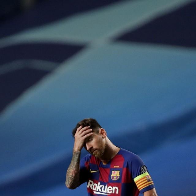 Lionel Messi muốn ra đi, nhưng anh đi kiểu gì? - Ảnh 2.