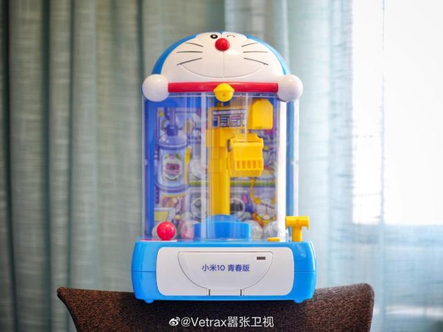 Xiaomi sắp ra mắt điện thoại Doraemon - Ảnh 1.