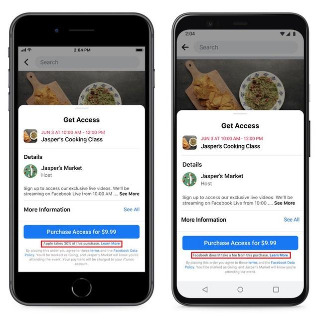 CEO Facebook gọi App Store của Apple là chiếc thòng lọng ngăn chặn cạnh tranh và sáng tạo - Ảnh 2.