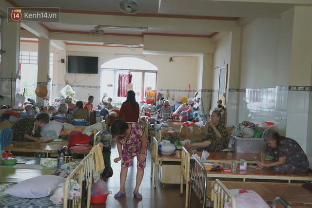 Mái nhà chung của 146 cụ già neo đơn ở Sài Gòn: Bà chẳng thiếu gì cả, chỉ thiếu mỗi gia đình... - Ảnh 3.