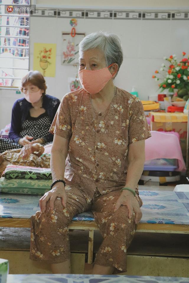 Mái nhà chung của 146 cụ già neo đơn ở Sài Gòn: Bà chẳng thiếu gì cả, chỉ thiếu mỗi gia đình... - Ảnh 4.
