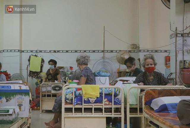 Mái nhà chung của 146 cụ già neo đơn ở Sài Gòn: Bà chẳng thiếu gì cả, chỉ thiếu mỗi gia đình... - Ảnh 5.