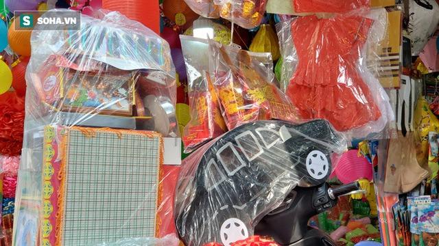 Cảnh tượng chưa từng thấy ở chợ cõi âm nổi tiếng Hà Nội - Ảnh 5.