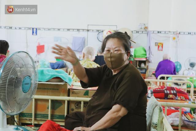 Mái nhà chung của 146 cụ già neo đơn ở Sài Gòn: Bà chẳng thiếu gì cả, chỉ thiếu mỗi gia đình... - Ảnh 6.