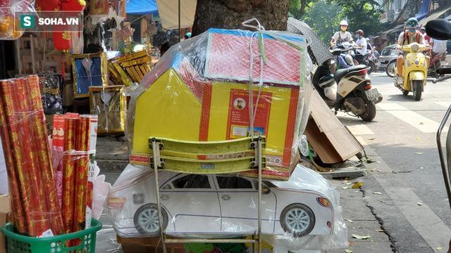 Cảnh tượng chưa từng thấy ở chợ cõi âm nổi tiếng Hà Nội - Ảnh 6.