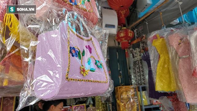 Cảnh tượng chưa từng thấy ở chợ cõi âm nổi tiếng Hà Nội - Ảnh 8.