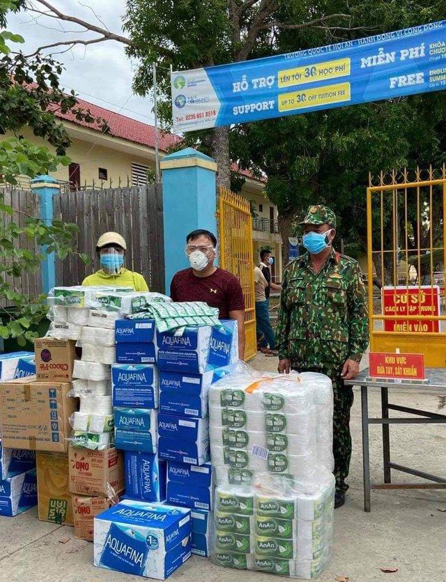 Người con Quảng Nam - Hoa hậu Tiểu Vy ủng hộ Đà Nẵng 200 triệu đồng chung tay chống dịch Covid-19 - Ảnh 2.