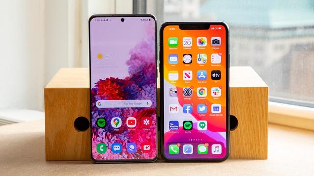 Nghiên cứu mới: Dùng iPhone dễ có người yêu hơn dùng điện thoại Android - Ảnh 1.