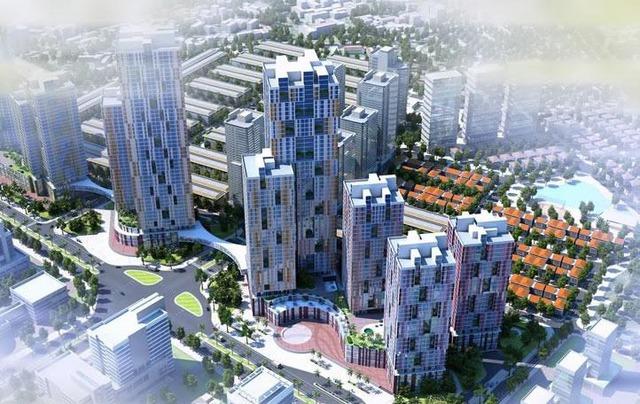 Một phần của dự án 10.000 tỷ đồng ở Hà Nội trở thành những khối nhà hoang - Ảnh 2.