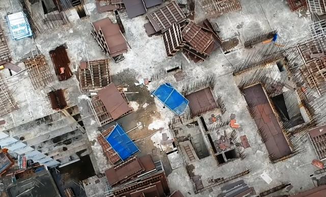 Một phần của dự án 10.000 tỷ đồng ở Hà Nội trở thành những khối nhà hoang - Ảnh 3.