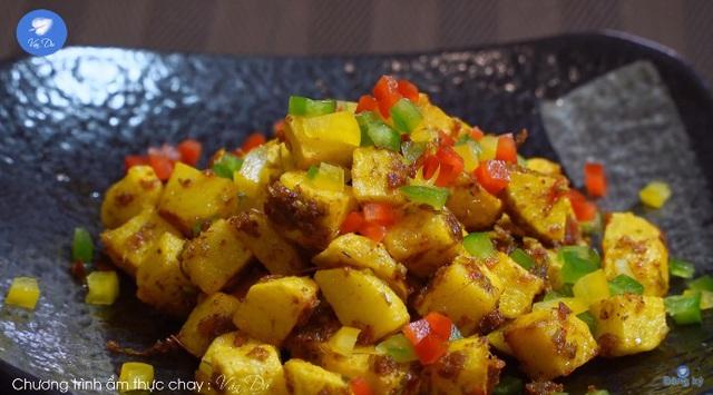 Bất ngờ với danh sách món ăn chay từ kênh ẩm thực của nghệ nhân Nguyễn Dzoãn Cẩm Vân, mùa Vu Lan báo hiếu này nhờ đó mà trở nên nhẹ nhàng, tinh tế hơn rất nhiều - Ảnh 11.