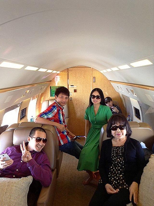 Em gái Cẩm Ly: Thành người Việt giàu nhất thế giới sau khi lấy chồng tỷ phú ở Mỹ, gia tài đồ sộ, vi vu với chuyên cơ riêng - Ảnh 14.