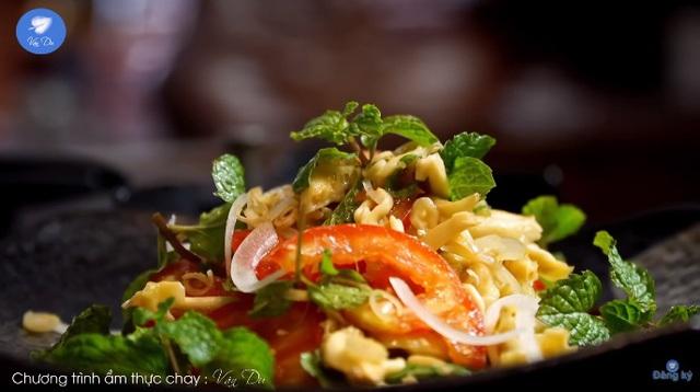 Bất ngờ với danh sách món ăn chay từ kênh ẩm thực của nghệ nhân Nguyễn Dzoãn Cẩm Vân, mùa Vu Lan báo hiếu này nhờ đó mà trở nên nhẹ nhàng, tinh tế hơn rất nhiều - Ảnh 4.