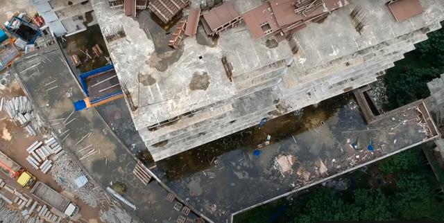 Một phần của dự án 10.000 tỷ đồng ở Hà Nội trở thành những khối nhà hoang - Ảnh 8.