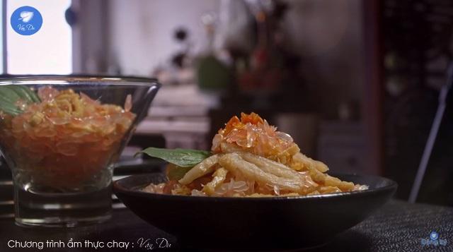 Bất ngờ với danh sách món ăn chay từ kênh ẩm thực của nghệ nhân Nguyễn Dzoãn Cẩm Vân, mùa Vu Lan báo hiếu này nhờ đó mà trở nên nhẹ nhàng, tinh tế hơn rất nhiều - Ảnh 9.