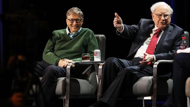 Món quà 'ngọt hơn đường' Bill Gates tự tay làm tặng sinh nhật thứ 90 của Warren Buffett - Ảnh 1.