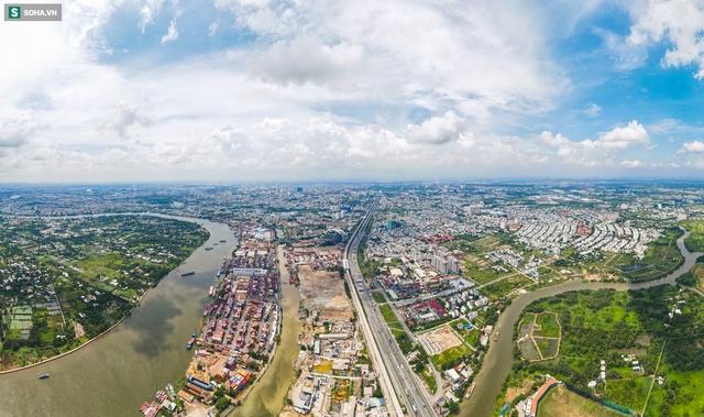 Ngắm thành phố Thủ Đức tương lai - đô thị có hạ tầng hiện đại bậc nhất TP.HCM - Ảnh 12.