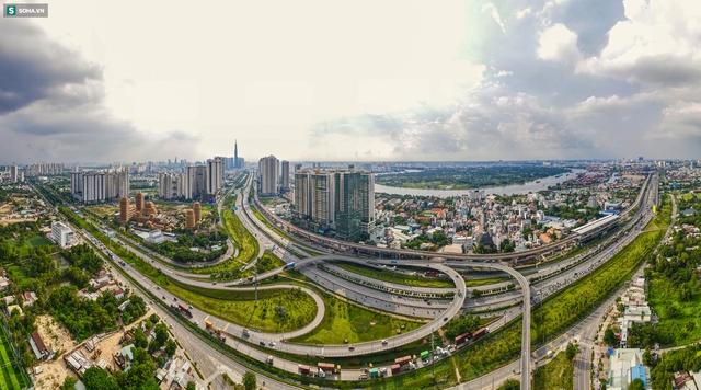 Ngắm thành phố Thủ Đức tương lai - đô thị có hạ tầng hiện đại bậc nhất TP.HCM - Ảnh 15.