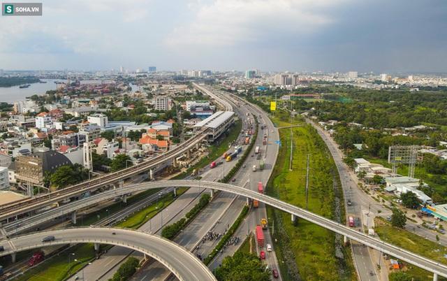 Ngắm thành phố Thủ Đức tương lai - đô thị có hạ tầng hiện đại bậc nhất TP.HCM - Ảnh 18.