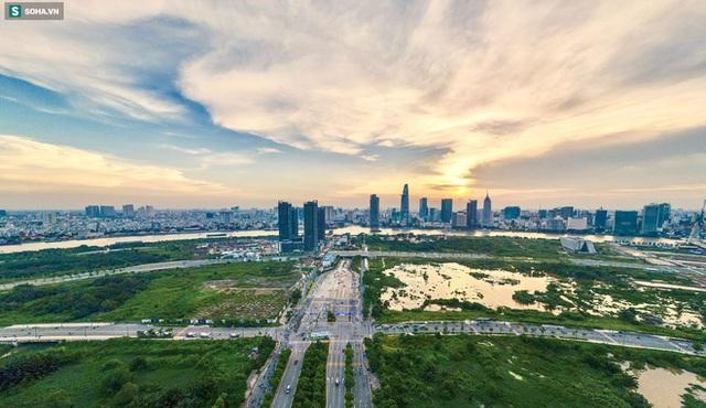 Ngắm thành phố Thủ Đức tương lai - đô thị có hạ tầng hiện đại bậc nhất TP.HCM - Ảnh 20.