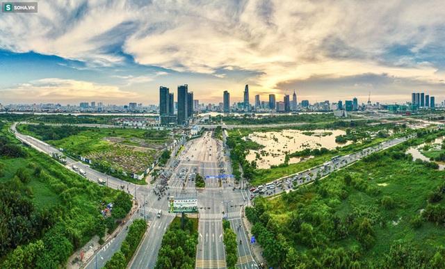 Ngắm thành phố Thủ Đức tương lai - đô thị có hạ tầng hiện đại bậc nhất TP.HCM - Ảnh 3.