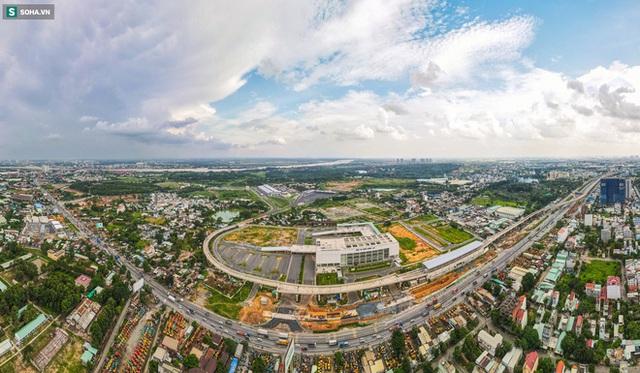 Ngắm thành phố Thủ Đức tương lai - đô thị có hạ tầng hiện đại bậc nhất TP.HCM - Ảnh 23.