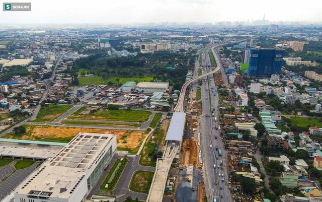 Ngắm thành phố Thủ Đức tương lai - đô thị có hạ tầng hiện đại bậc nhất TP.HCM - Ảnh 25.