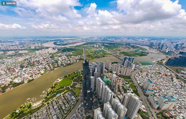 Ngắm thành phố Thủ Đức tương lai - đô thị có hạ tầng hiện đại bậc nhất TP.HCM - Ảnh 27.