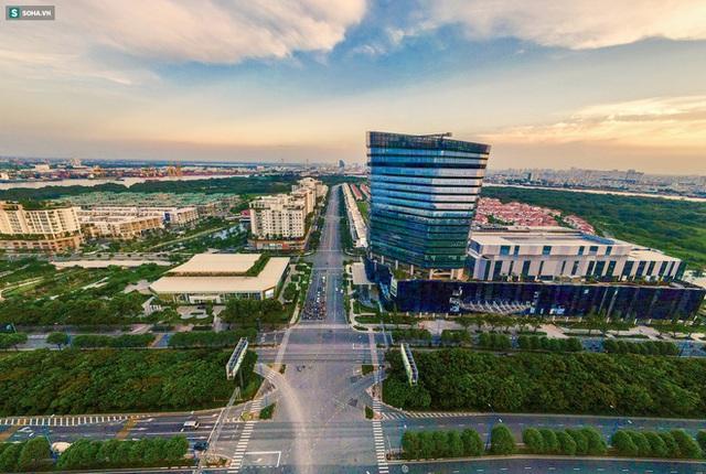 Ngắm thành phố Thủ Đức tương lai - đô thị có hạ tầng hiện đại bậc nhất TP.HCM - Ảnh 4.