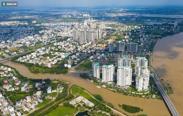 Ngắm thành phố Thủ Đức tương lai - đô thị có hạ tầng hiện đại bậc nhất TP.HCM - Ảnh 6.