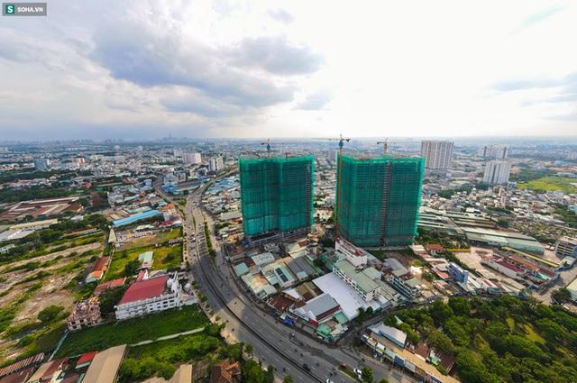 Ngắm thành phố Thủ Đức tương lai - đô thị có hạ tầng hiện đại bậc nhất TP.HCM - Ảnh 8.