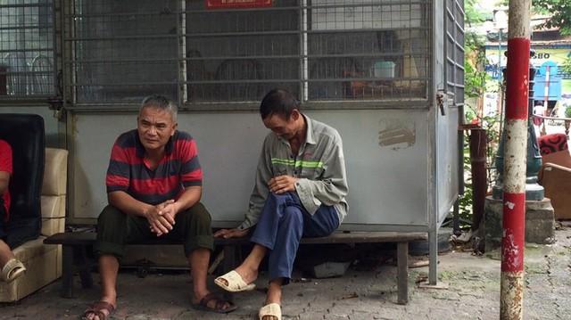 'Chợ người' Hà Nội ế ẩm vì dịch COVID - 19 - Ảnh 10.